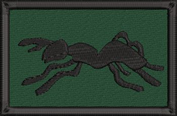 51 Sqn Embroidered TRF